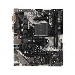 ASRock A320M-HDV R4.0 - AMD...