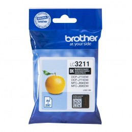 Brother LC-3211BK -...