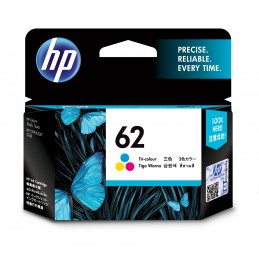HP Cartridge 62 Tri-color...