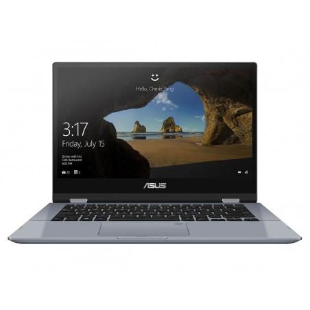 """ASUS VivoBook Flip TP412FA-EC362T - 10e génération de processeurs Intel® Core™ i3 - 2,1 GHz - 35,6 cm (14"""") - 1920 x 1080"""