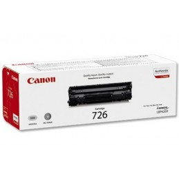 Canon CRG-726 - 2100 pages...