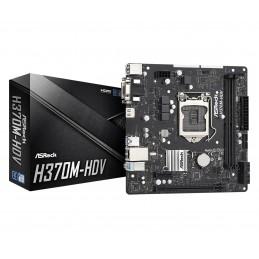 ASRock H370M-HDV - Intel -...