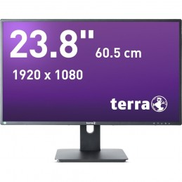 TERRA LED 2456W PV schwarz...