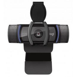 Logitech C920s webcam -...