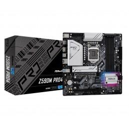 ASRock Z590M Pro4 - Intel -...