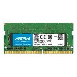 Crucial 16GB DDR4 - 16 Go -...