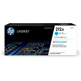 HP 212A - 4500 pages - Cyan...