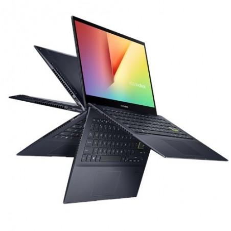 "ASUS VivoBook Flip TM420UA-EC003R - AMD Ryzen 3 - 2,6 GHz - 35,6 cm (14"") - 1920 x 1080 pixels - 8 Go - 256 Go"