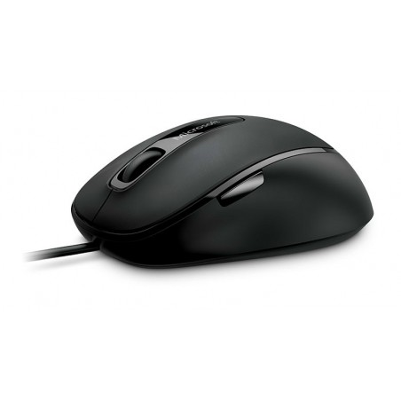 Microsoft Comfort Mouse 4500 for Business - Ambidextre - BlueTrack - USB Type-A - 1000 DPI - Noir