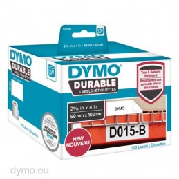 Dymo Durable - Blanc -...