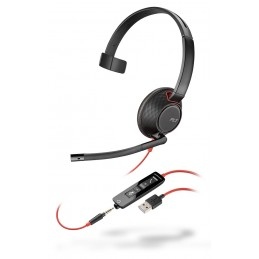 Poly Blackwire 5210 -...