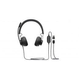 Logitech Zone Wired Teams -...