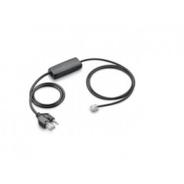 Poly 37818-11 - Cable - Noir