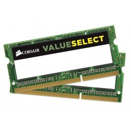 Corsair 2x 4GB - DDR3L -...