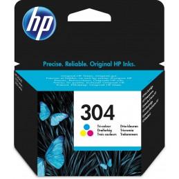 HP 304 Tinte color N9K05AE...