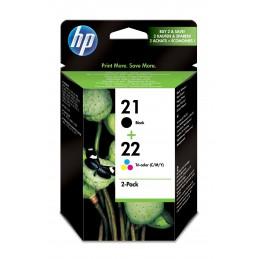 HP 21/22 - Original - Encre...