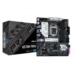 ASRock H570M Pro4 - Intel -...