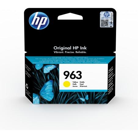 HP 963 - Original - Encre à pigments - Jaune - HP - HP OfficeJet Pro 9010/9020 series - 1 pièce(s)