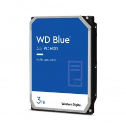 """WD Blue - 3.5"""" - 3000 Go -..."""