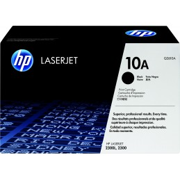 HP 10A - 6000 pages - Noir...