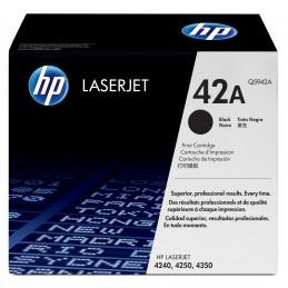 HP 42A - 10000 pages - Noir...