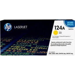 HP 124A - 2000 pages -...
