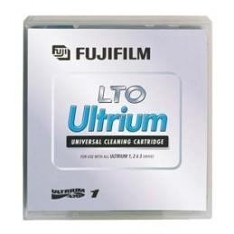 Fujitsu LTO cleaning...