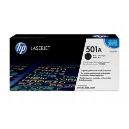 HP 501A - 6000 pages - Noir...