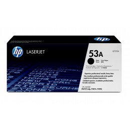 HP 53A - 3000 pages - Noir...