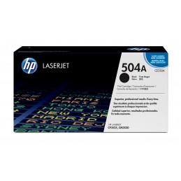 HP 504A - 5000 pages - Noir...