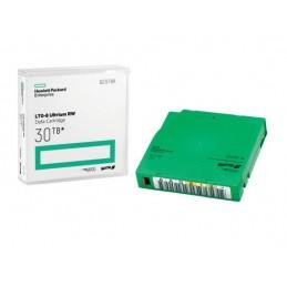 HPE LTO-8 Ultrium 30TB RW...