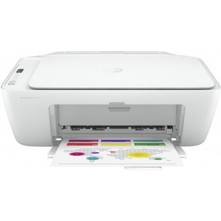 HP DeskJet 2710 - A jet d'encre thermique - Impression couleur - 4800 x 1200 DPI - Copie couleur - Numérisation couleur - A4