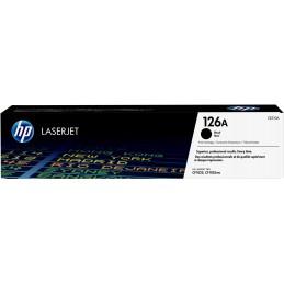 HP 126A - 1200 pages - Noir...