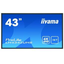 Iiyama 43 L LH4342UHS-B3 -...