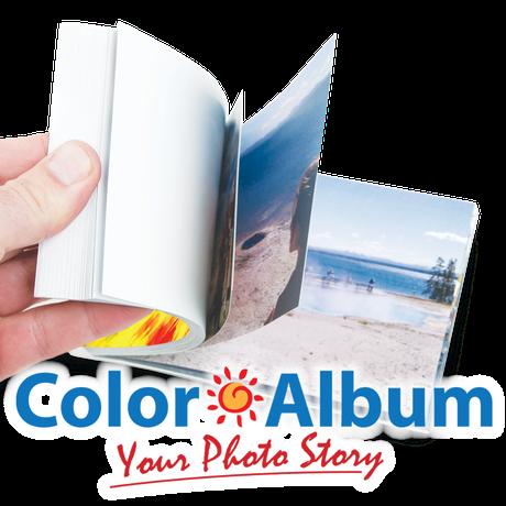 Livre photo format 10x15 Color album