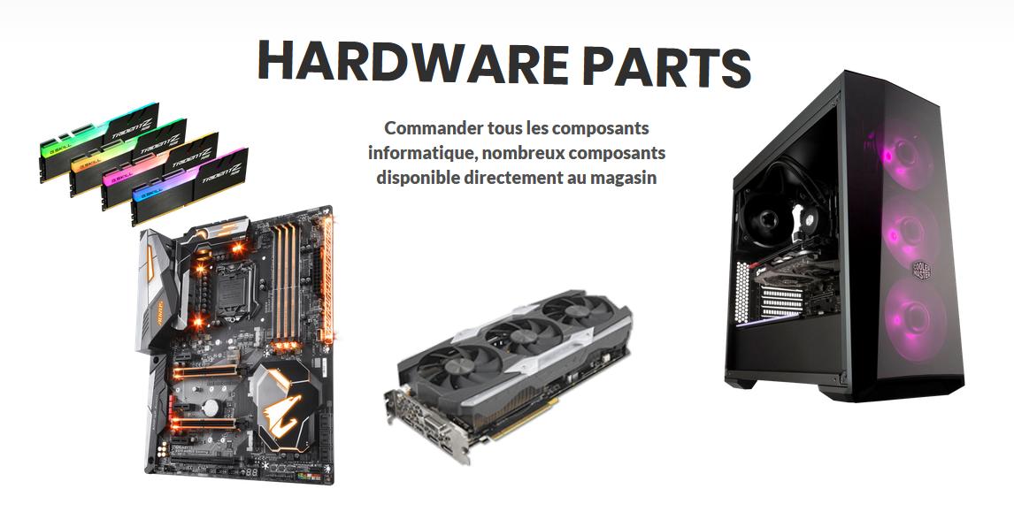 Upgrade amélioration PC